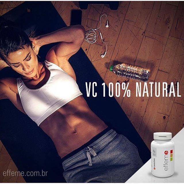 Já conhece o @effemenatural? É um termogênico 100% natural, exclusivo para mulheres. Ideal para quem procura uma vida mais ativa e saudável. Effeme auxilia na queima de gordura, aumenta a disposição, combate os radicais livres e proporciona o bom funcionamento do seu metabolismo. Como? Acesse o site para saber mais: www.effeme.com.br APROVEITE, FRETE GRÁTIS PARA TODO O BRASIL. #publi #suplementacao