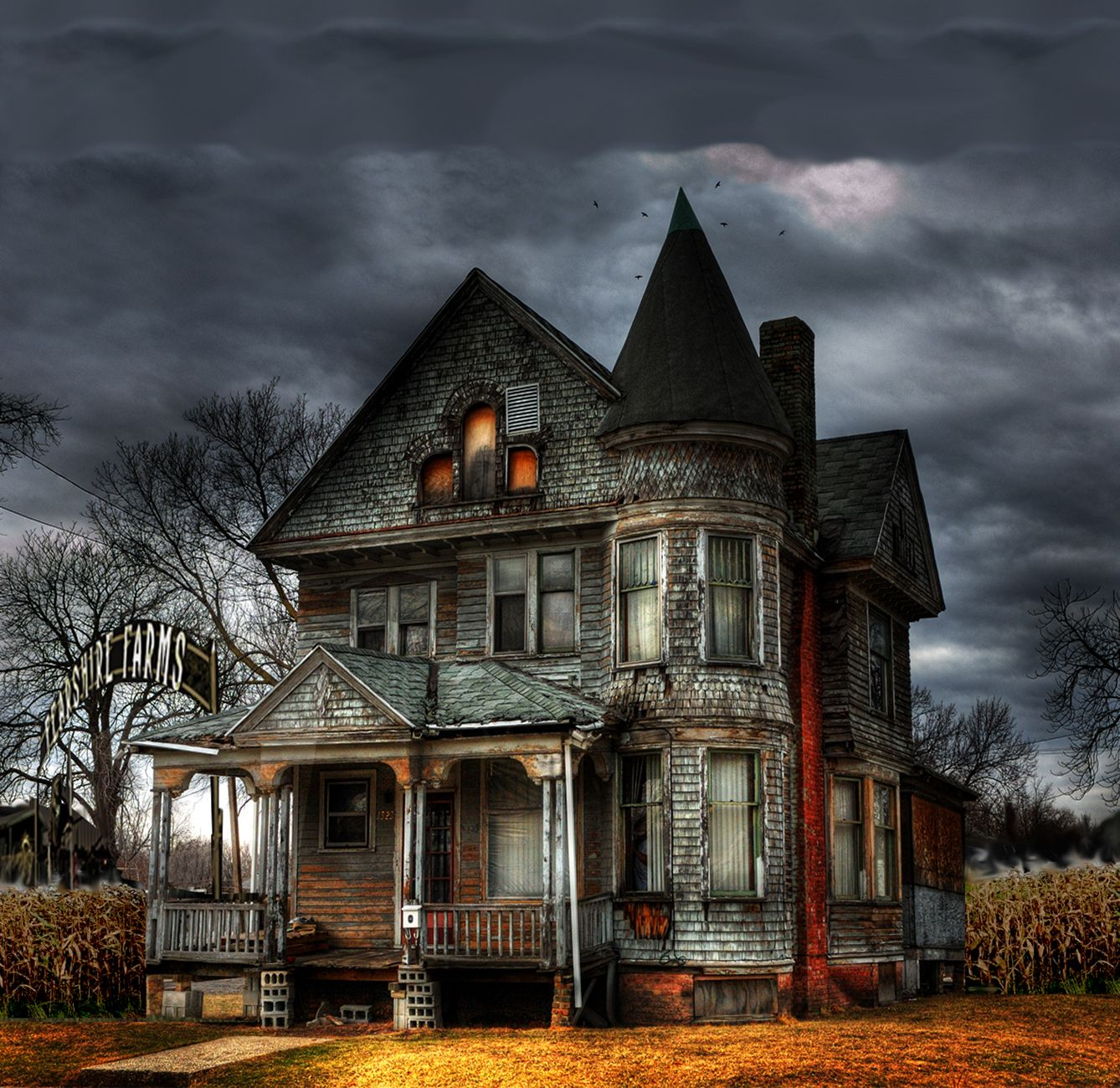 haunted abandoned houston houses places tx buildings area mansions homes halloween spooky creepy deyoung kevin ghost satan towns plan simple
