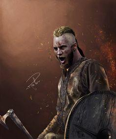 Ragnar Lothbrok Hair HD Wallpapers Download Free Tumblr