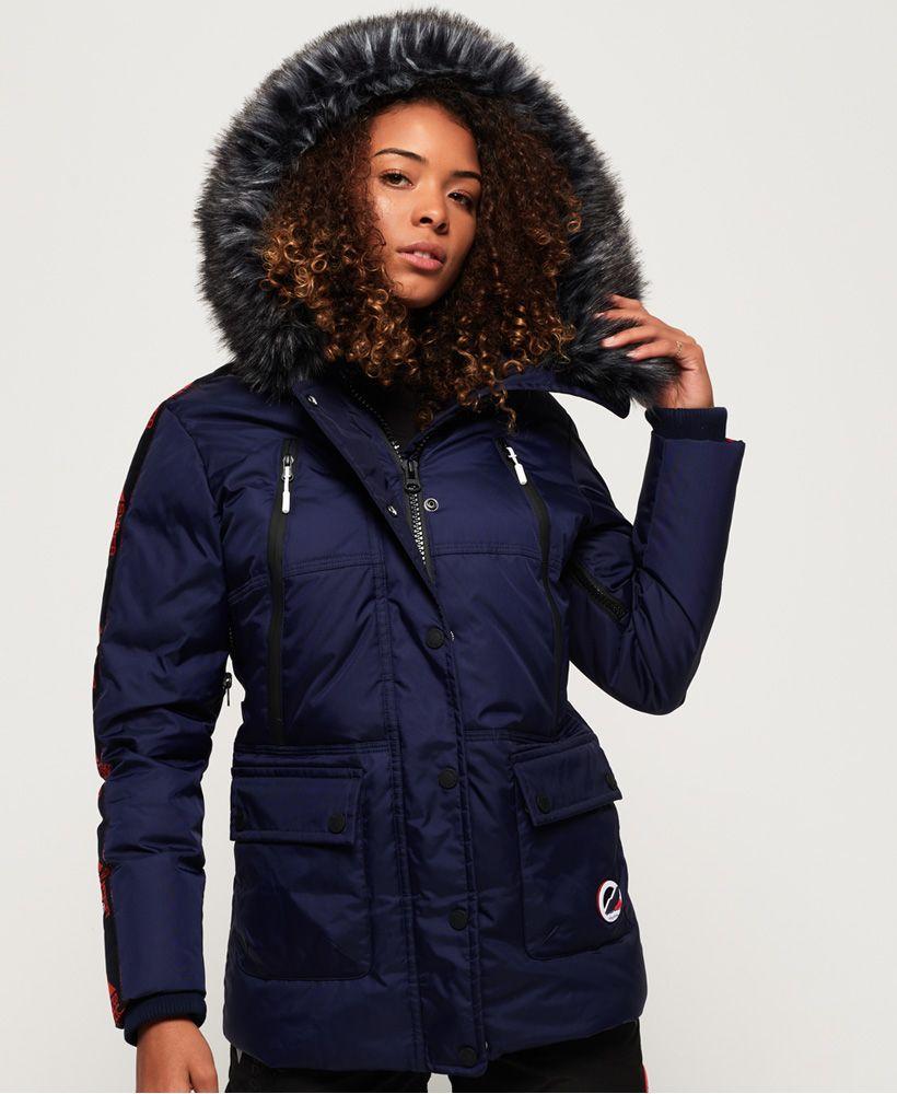 Superdry Canadian Mountain Range Parka Jacket   Clothes   Jackets ... bcea9027b520