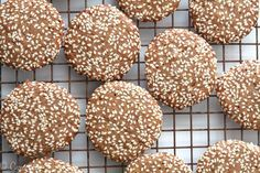 When you want a little sweet fix, you can whip up these Sesame Tahini Cookies in minutes, and they're even easy enough for the kids to bake by themselves!