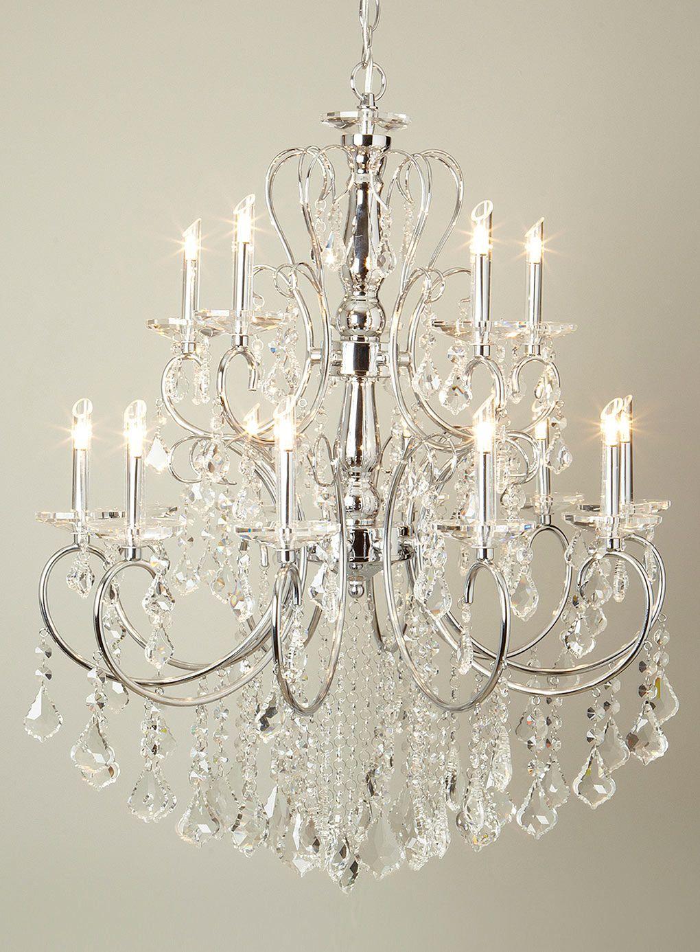 Bedroom Ceiling Lights Bhs : Kinnari light chandelier chandeliers ceiling lights