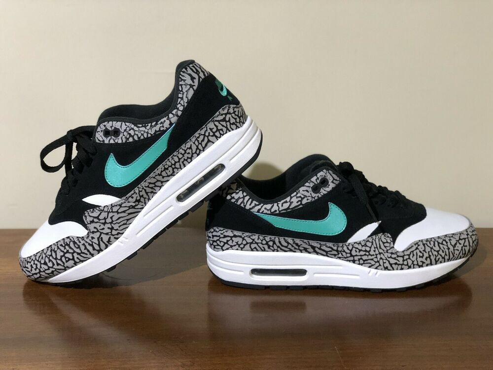 eBay #Sponsored Nike Air Max 1 Atmos Elephant 2017 US9 100