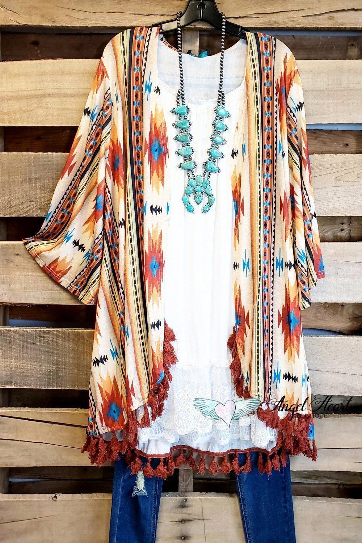 Plus Size Boho Clothing