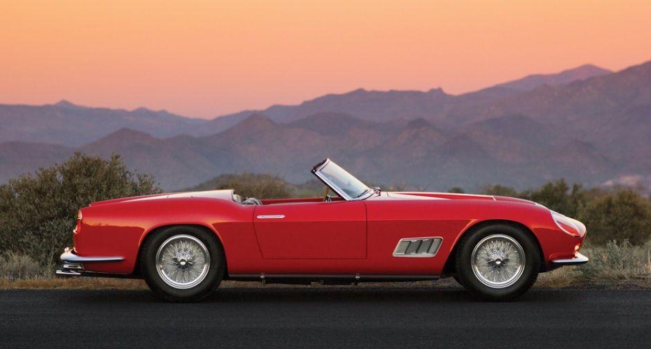 Timeless Classics: Ferrari 250 GT California Spider ...