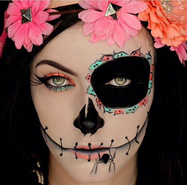 Halloween Makeup, Halloween Y