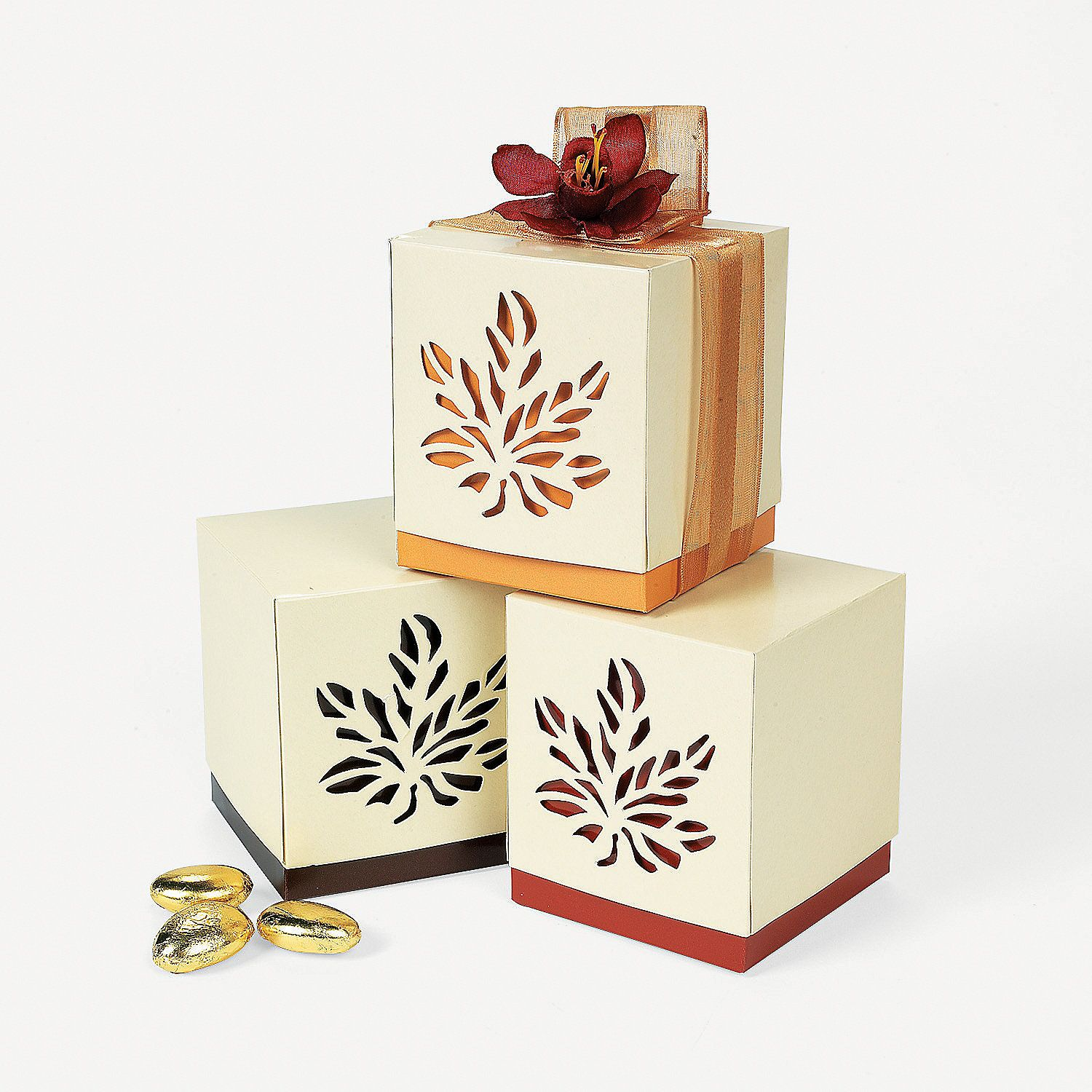 Fall Wedding Favor Boxes | Favors, Box and Weddings