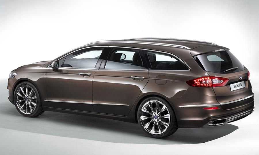 Yes I Want It 2015 Ford Mondeo Station Wagon In Vignale Trim