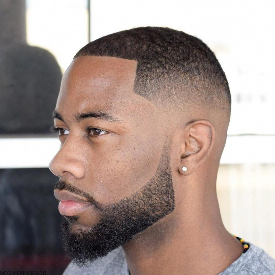 Glamorous African American Beard Styles Best Win Confidence Men Hairstyle African A Coiffure Homme Coiffure Homme Noir Court Coiffure Homme Noir Cheveux Courts