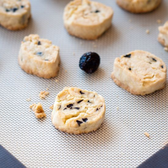 Pierre Herme's Olive Sables From Dorie Greenspan's Around My French Table