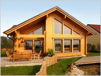 Planos casas de madera prefabricadas protecci n casa casas pinterest house och inspiration - Feria de casas prefabricadas ...