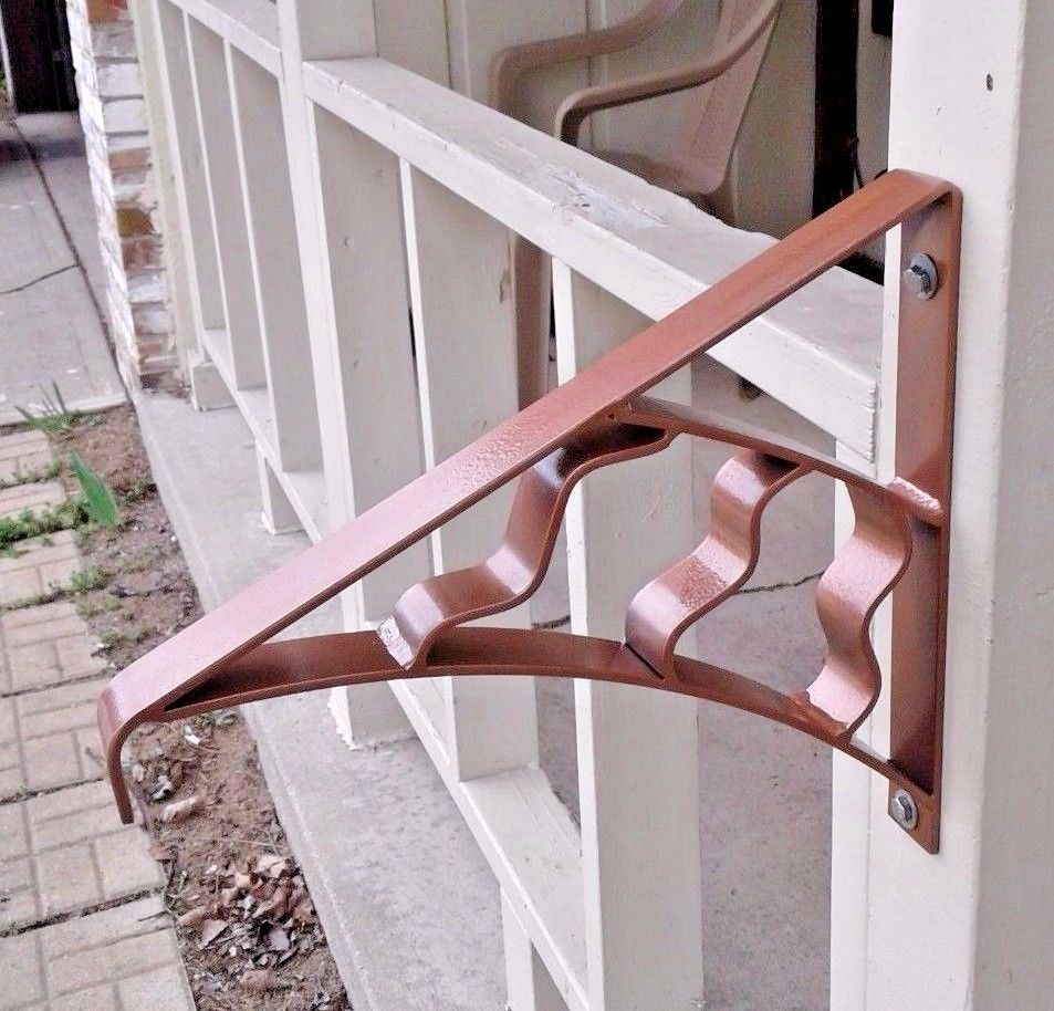 Best Wrought Iron Metal Steel 1 2 Step Grab Handrail Porch 400 x 300