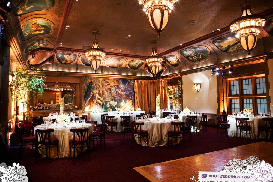 Dinner Saay Night At The Farallon Restaurant San Francisco