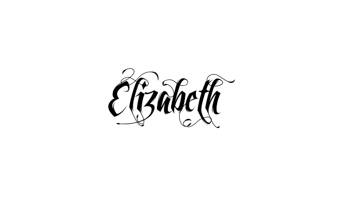 Make It Yourself Online Tattoo Name Creator Name Tattoos Gothic Lettering Names