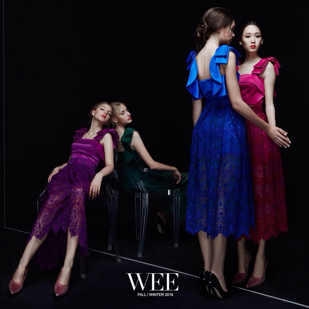 Come and Grab this bold colorful looks from WEE Fall/Winter 2015 Collection.Now available at WEE stores. Grab before it gone WEE's Ladies!!