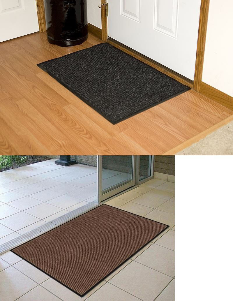 Door Mats And Floor 20573 3 X 4 Heavy Duty Commercial Entrance Mat Indoor Outdoor Office Business It Now Only 24 99 On Ebay