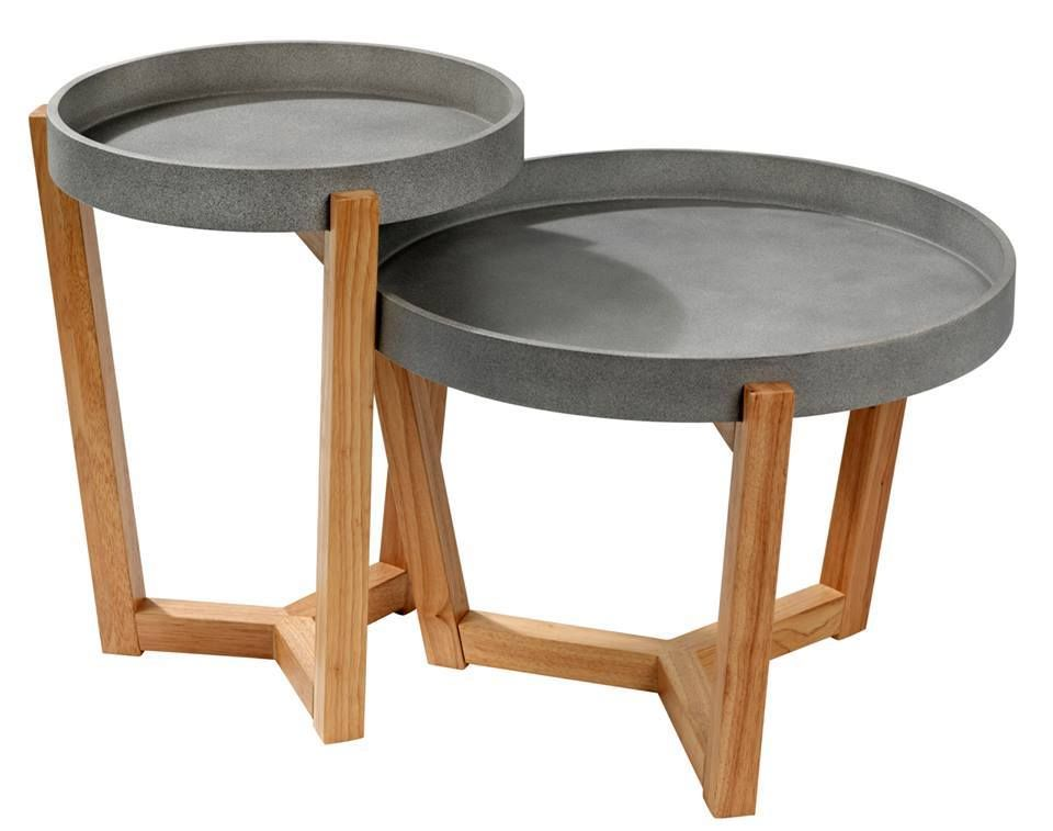 Tables D Appoint Table D Appoint Gris Table Basse Gris Tables Basses Casashops Coffee Table Table Decor