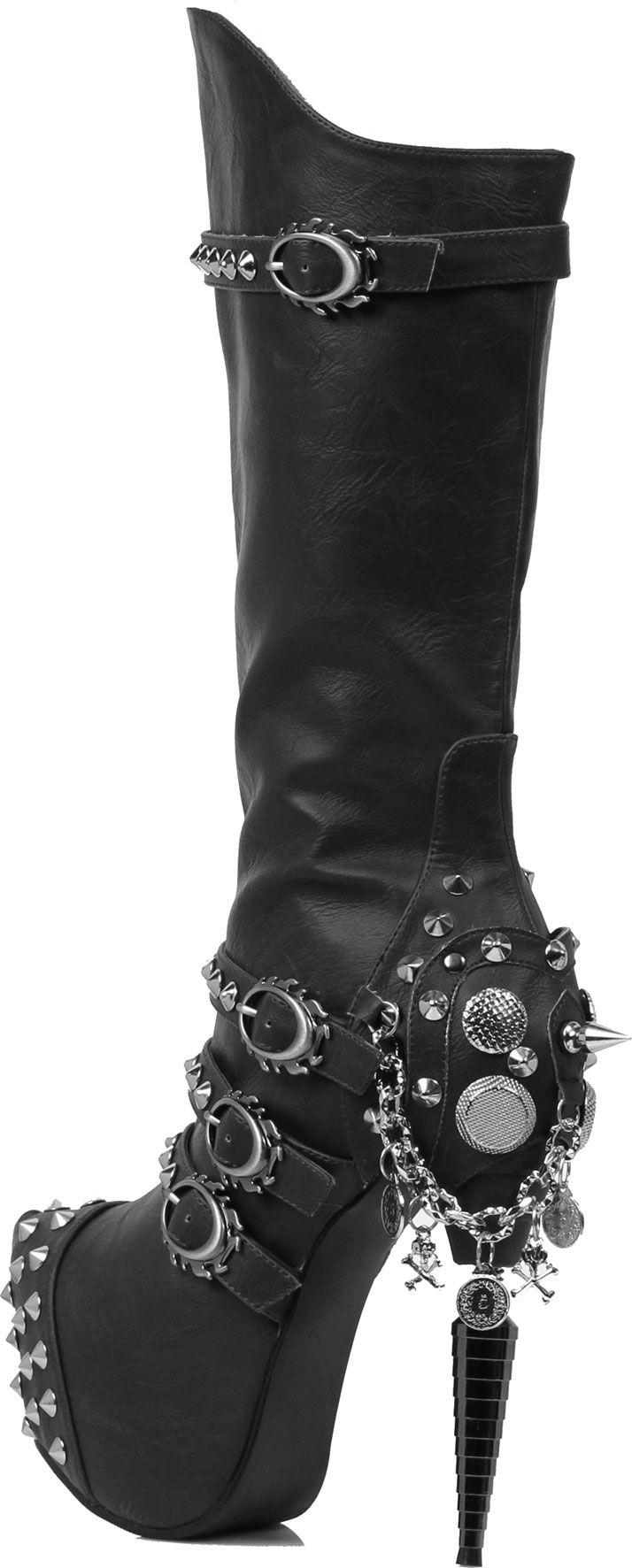 Hades Valda Boots! #hades #valda #steampunk