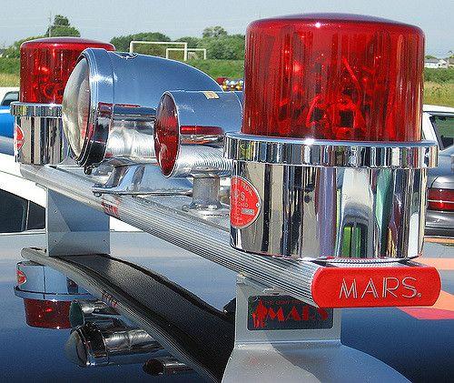 Chicago Fire Department (CFD) MARS Light Bar