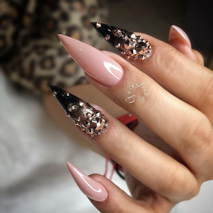AutenticAsh1105   •M A N I   P E D I•   Pinterest   Nails ...