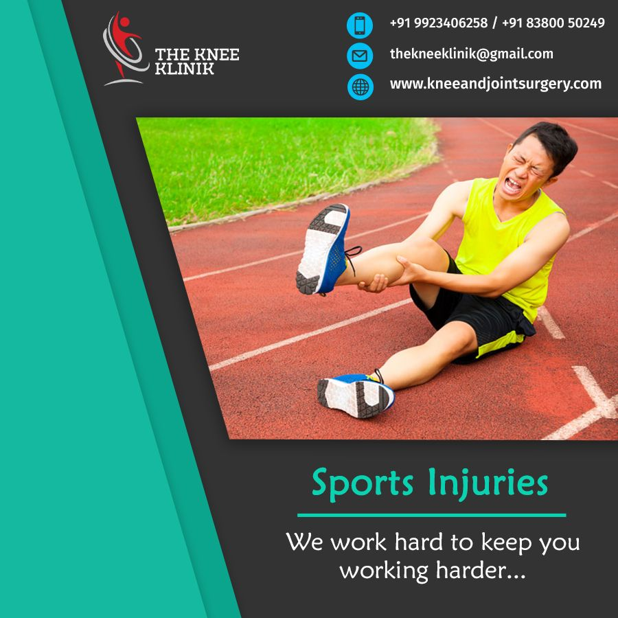 The Knee Klinik Hospital is one of the best sports surgery
