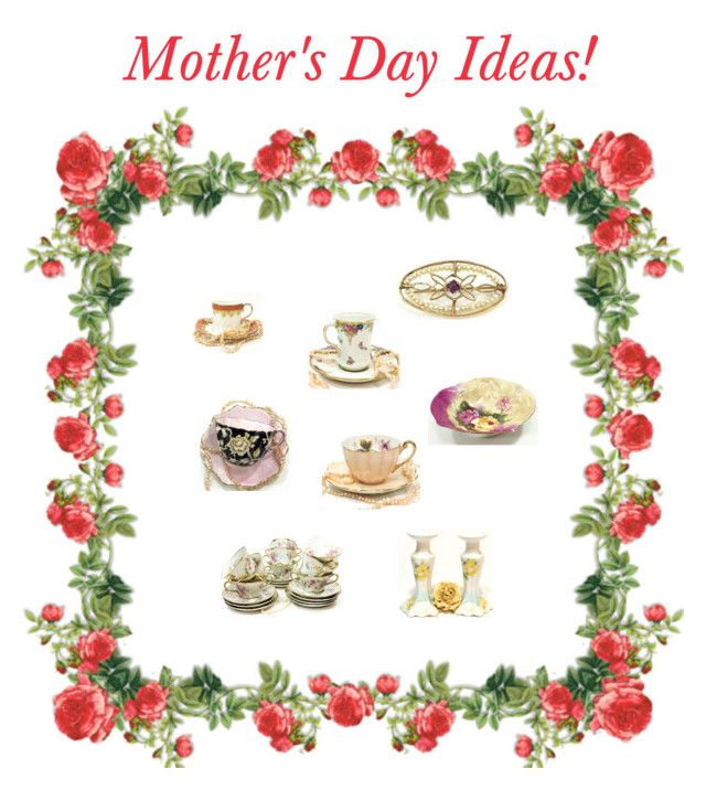 """mothers day ideas"" by gracesvintagegarden on Polyvore featuring interior, interiors, interior design, home, home decor, interior decorating, Aynsley and Haviland"