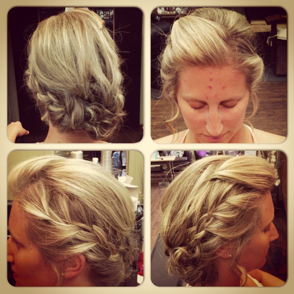 Thick double braided side do hair pinterest hair style