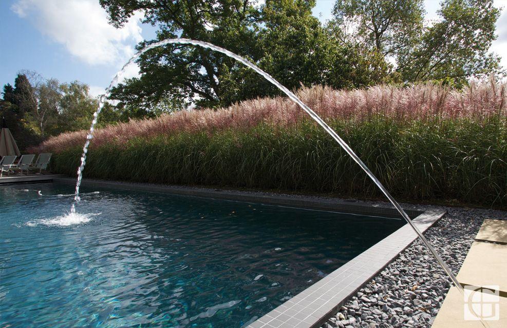 piscine d 39 ext rieur fontaine eau home pool lavoir. Black Bedroom Furniture Sets. Home Design Ideas