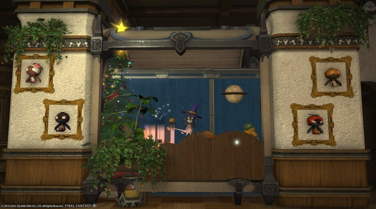 Pin By Laura McNamar On FFXIV Housing Ideas