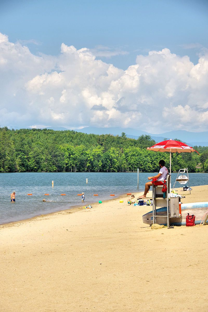 See 6 Beaches In The Mountains Of North Carolina