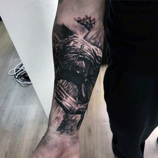 75 Inner Forearm Tattoos For Men Masculine Design Ideas Inner Forearm Tattoo Forearm Tattoo Men Forearm Tattoos