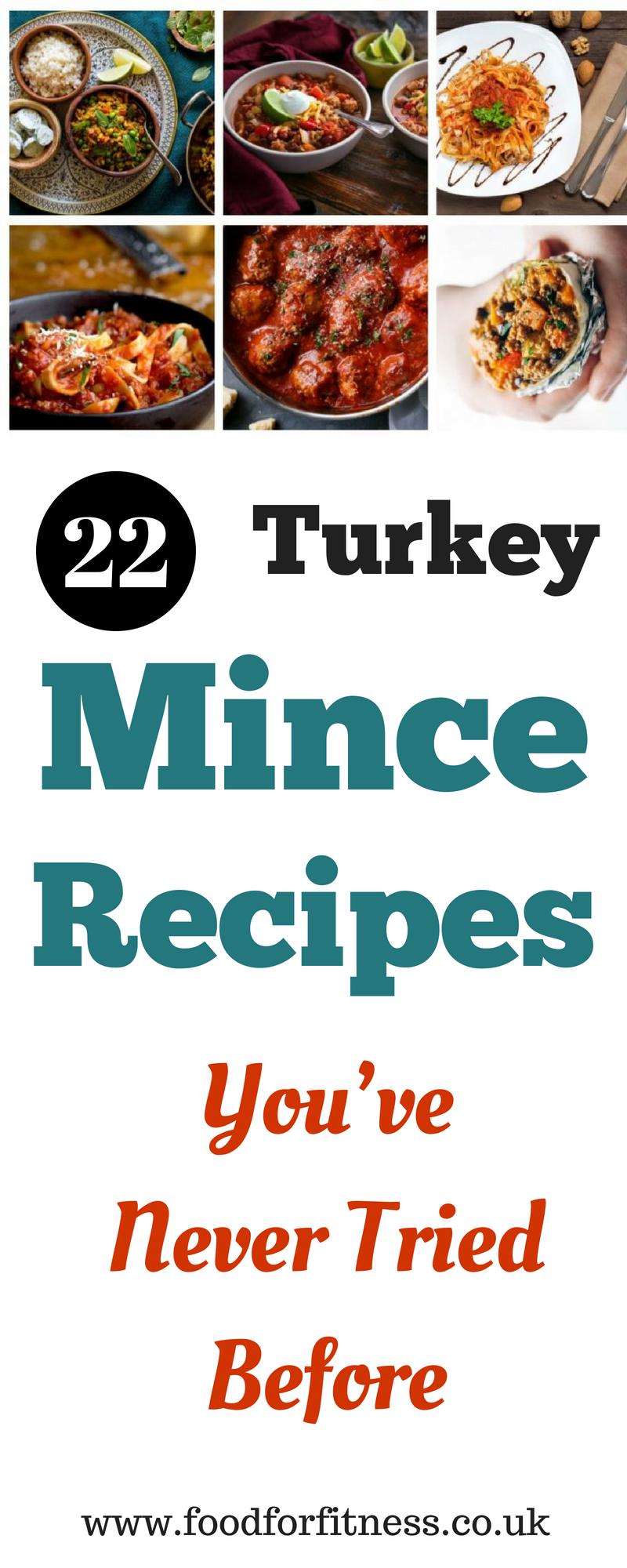 22 Turkey Mince Recipes. #turkeyrecipes #recipe # ...