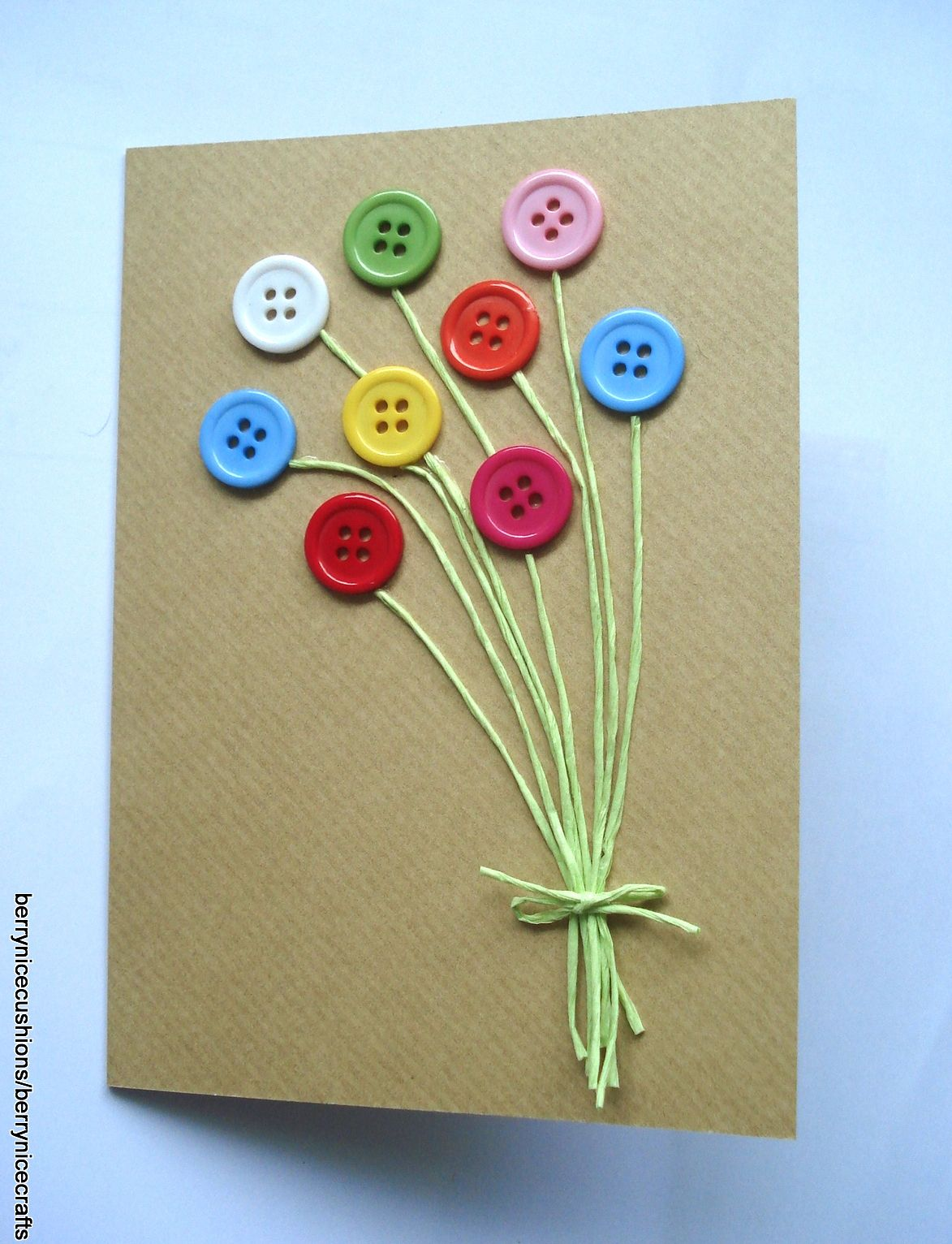 Pin By Berrynicecushions On Thebuttonstore Co Uk Button Cards Handmade Birthday Cards Birthday Cards Diy