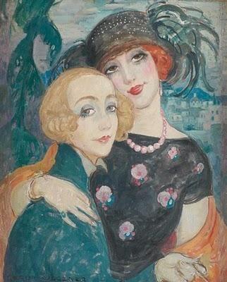 Gerda Wegener (1889-1940), Femmes fatales