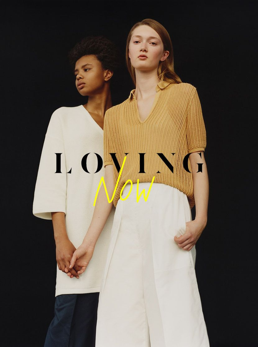 Loving: Uniqlo and Lemaire Collaboration