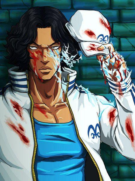 Aokiji   One piece manga, One piece, One piece fanart