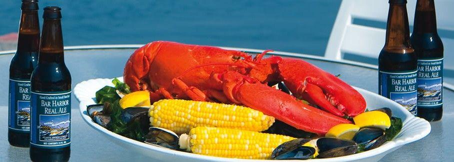 Image result for bar harbour maine lobster
