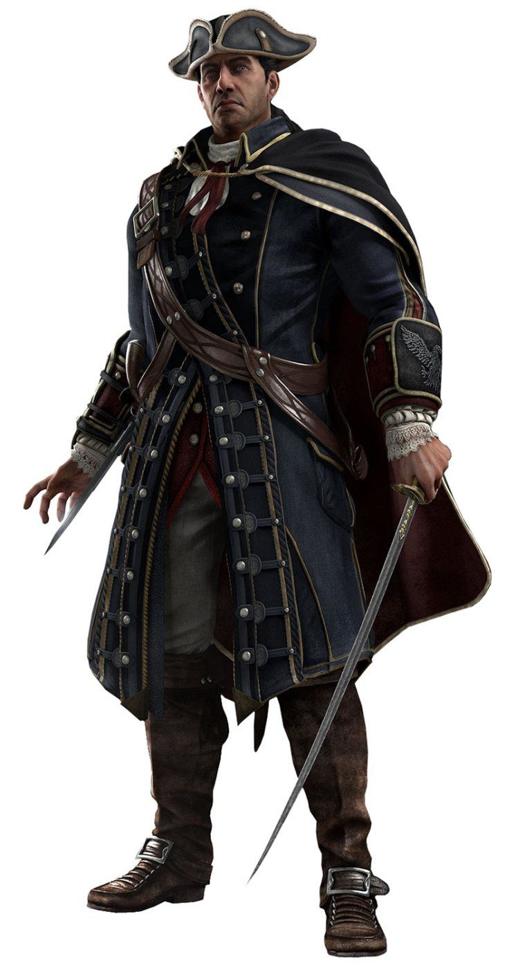Assassin's Creed Rogue Concept Art
