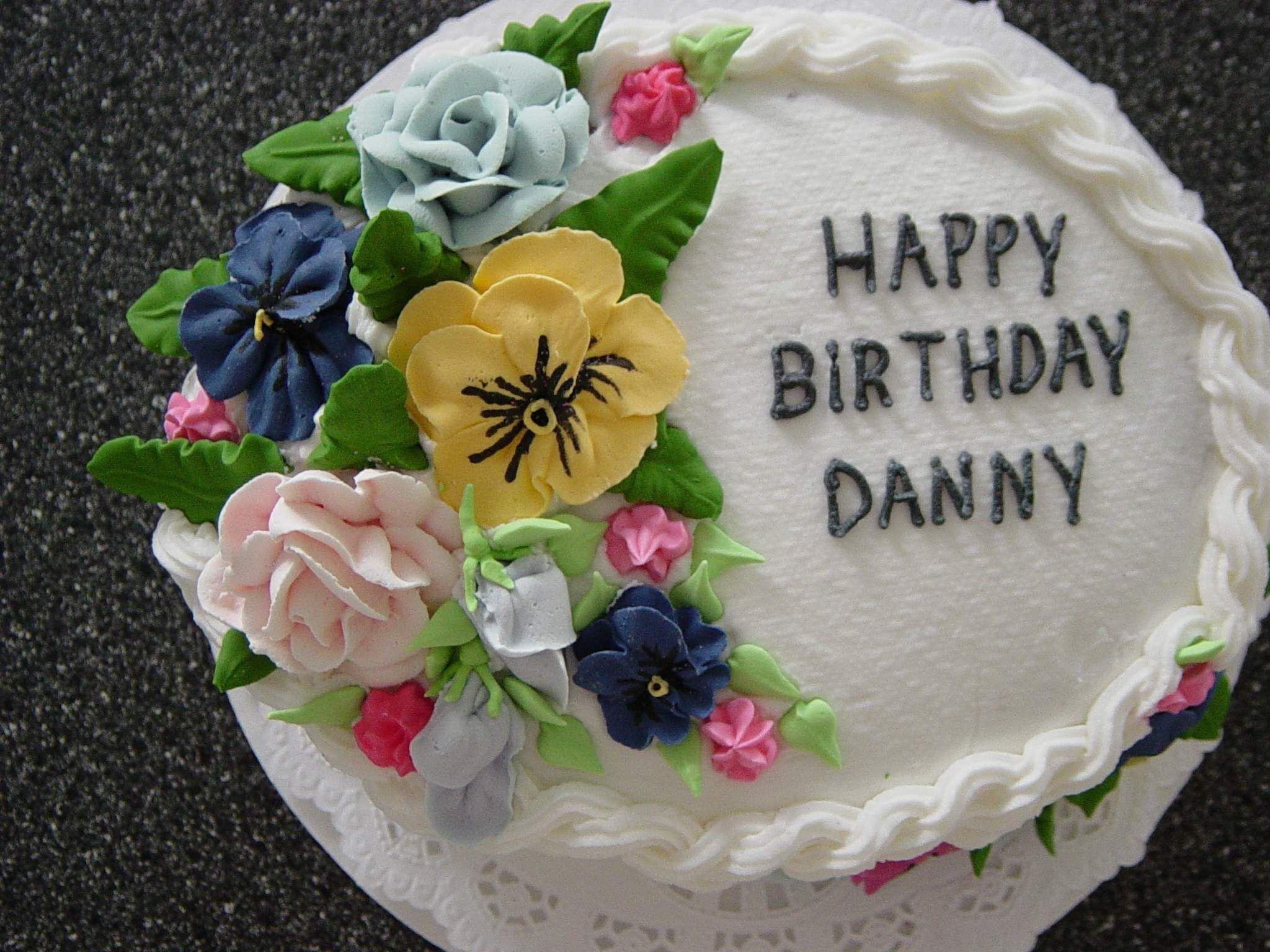 Happy Birthday Danny Cake In 2021 Happy Birthday Boss Happy Birthday Quotes Funny Birthday