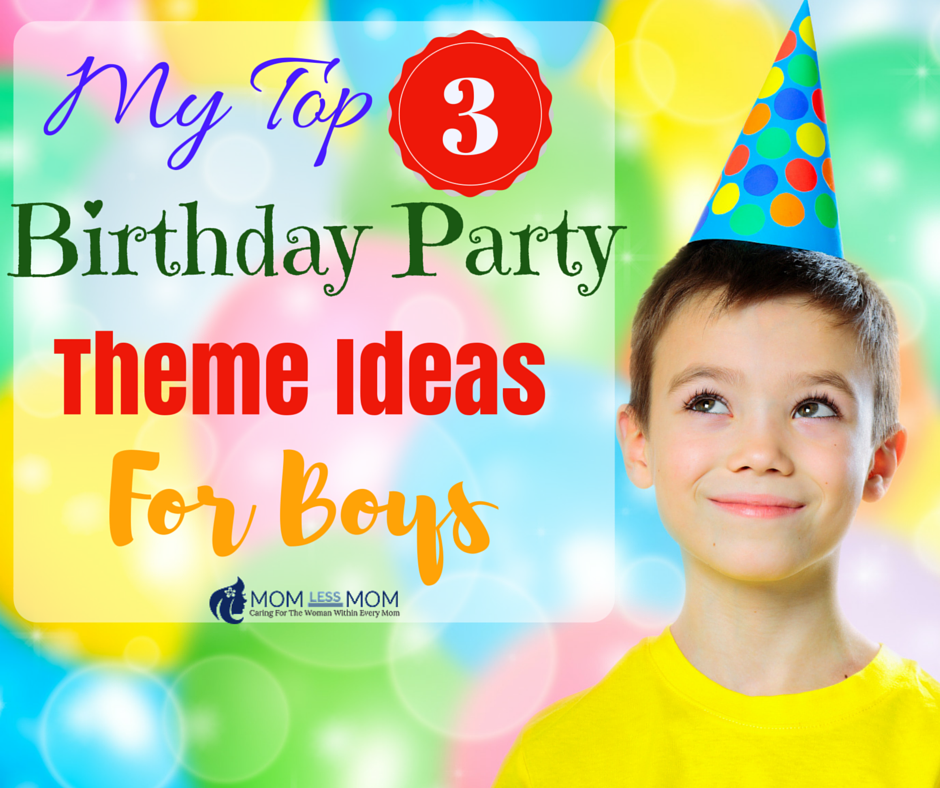 Birthday Party Ideas For 7 Year Old Boy