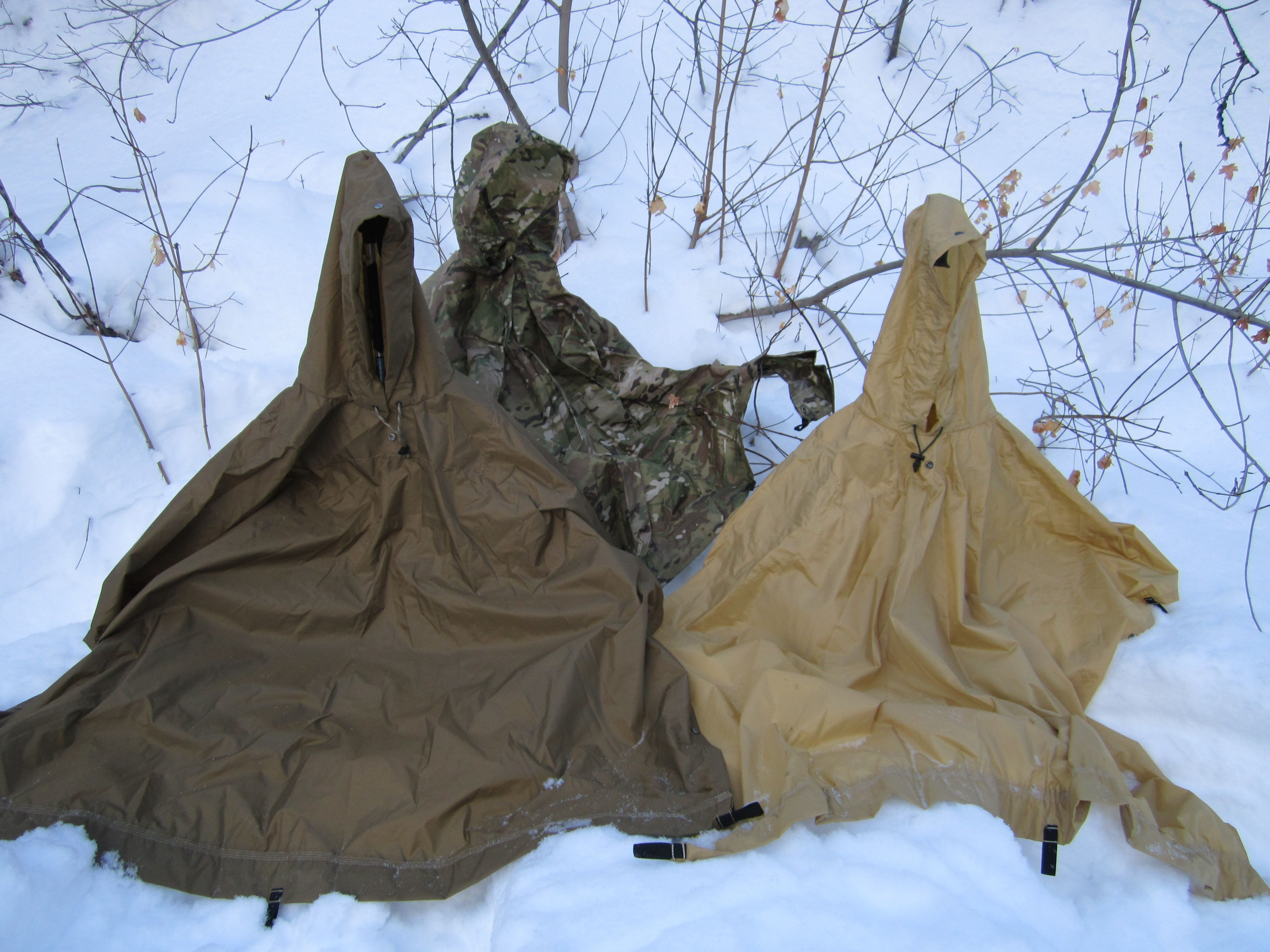 Personal Survival Shelter