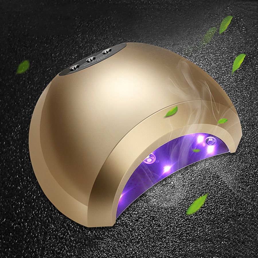48W Nail Dryer Nail gel Lamp for Curing All Gel Polish Art