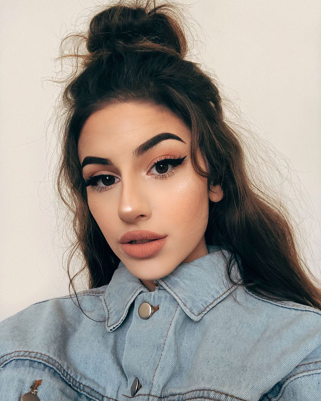 Pin by claudia on makeup in pinterest makeup hair makeup