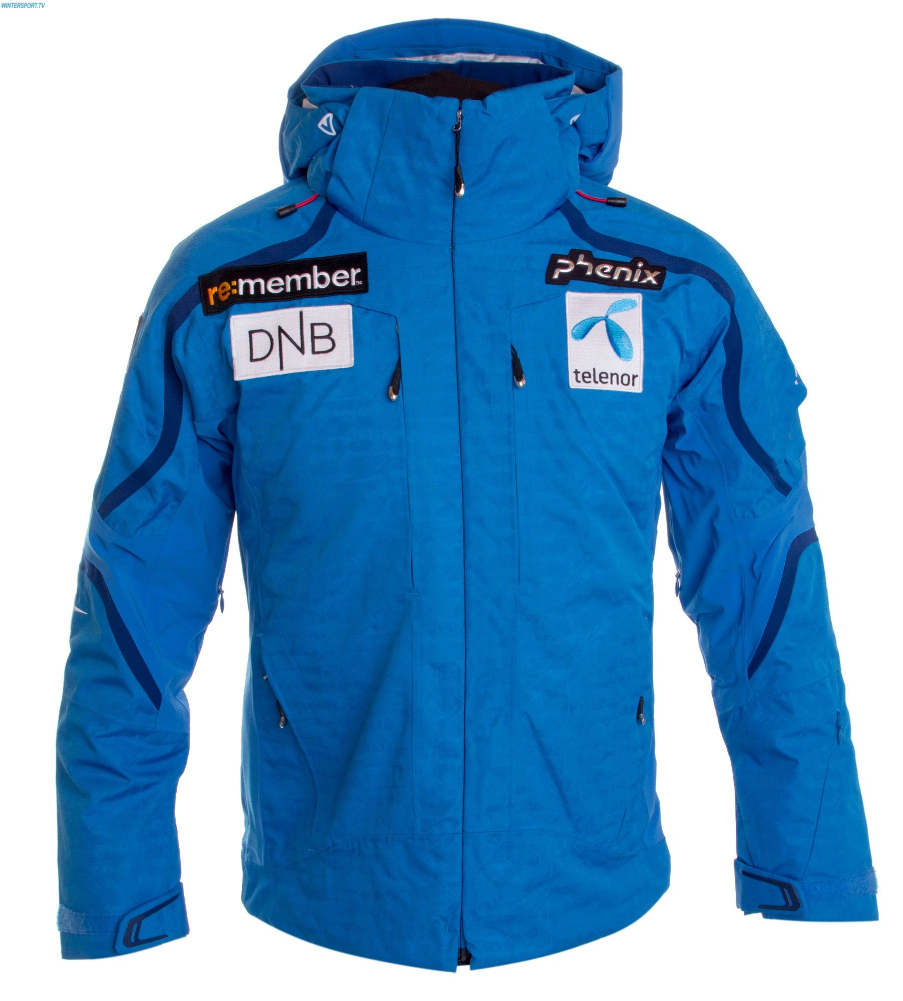 Phenix Men Norway Alpine Team Jacket Blau Phenix Ski Wear