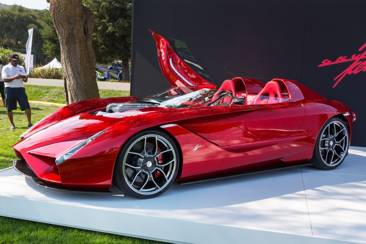 America S Most Important Luxury Car Show Luxury Cars Car Show Car