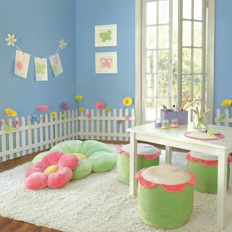Décoration chambre bébé fille 99 idées, photos et astuces Kids