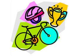 Bike Scavenger Hunt Fundraiser. Individuals and teams (consisting of 3 to 5 riders) will be given a list of at least 35 sites/things around town to be photographed. Points will be assigned to each photo. Each participant must furnish their own digital camera with picture review capability (Bring extra batteries!). The hunt should last three or four hours.