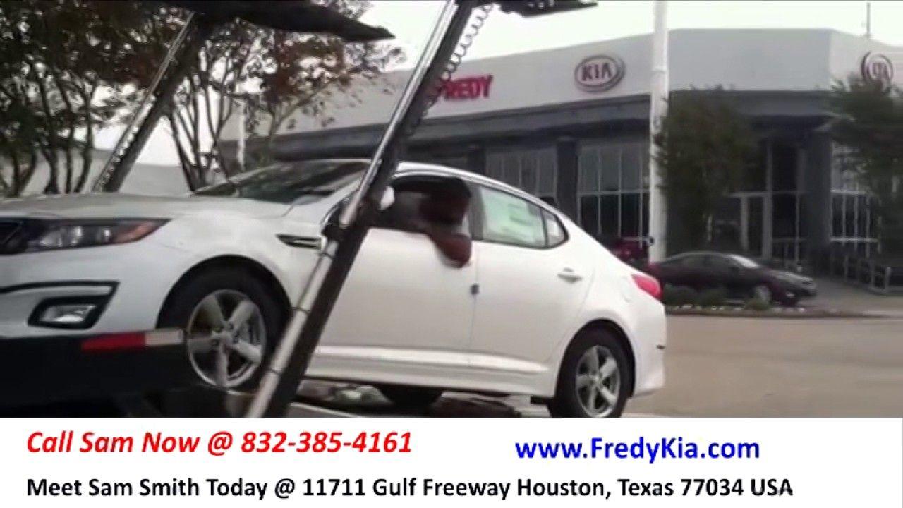 Meet Sam Smith Fredy Kia Houston Auto Sales Auto Sales Www