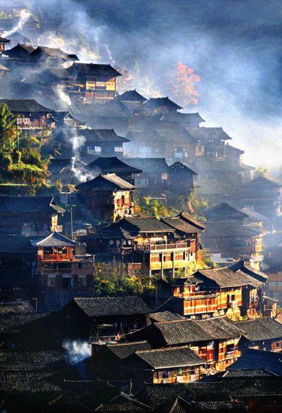 Qianhu Miao Dorf