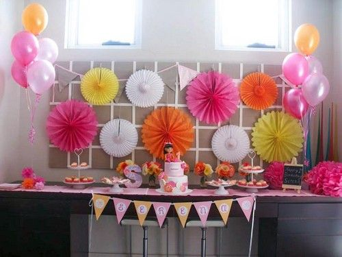 A cute dora birthday party ideas sandy s party plans th